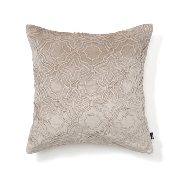 VELVET ORNAMENT CUSHION COVER 45 LGY