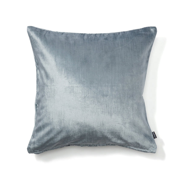 VELVET SOLID CUSHION COVER 45 BL