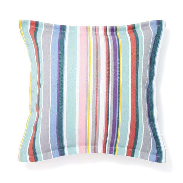 PRINT STRIPE CUSHION COVER 45 MULTI