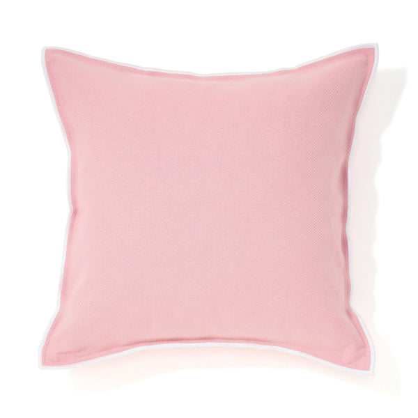 COTTON SOLID CUSHION COVER 60 Pink