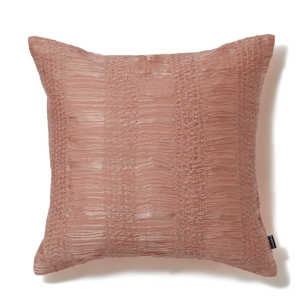FF J CUSHION COVER 45 PINK