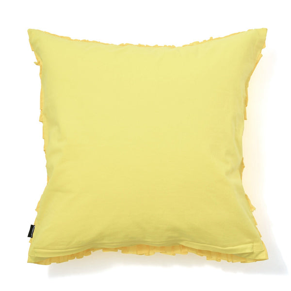 FF AP CUSHION COVER 45 YELLOW