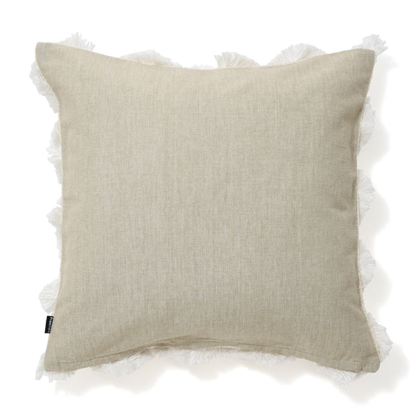 TUFT KIKA CUSHION COVER 45 White