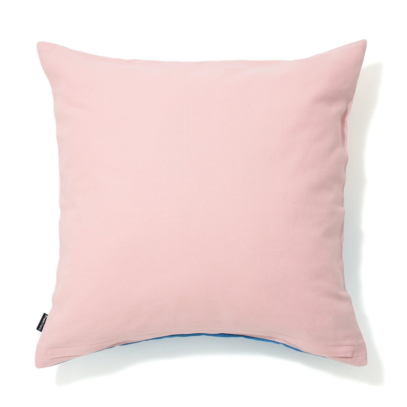 ART PT CUSHION COVER 45 Pink X Blue