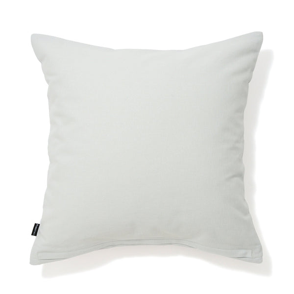 EMB FLAME CUSHION COVER 45 Light Gray