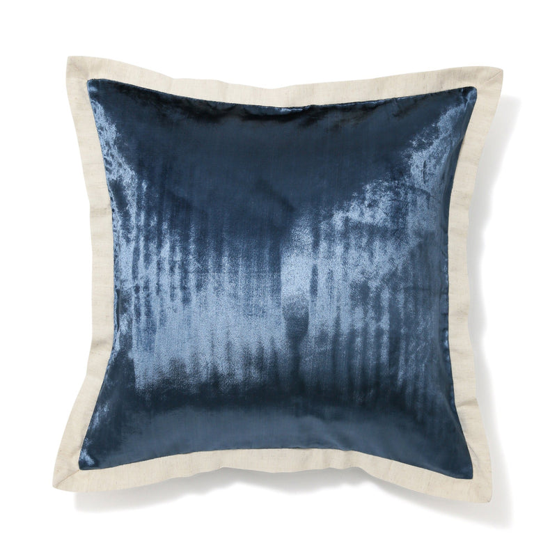 SOLID CUSHION COVER 45 Dark Blue