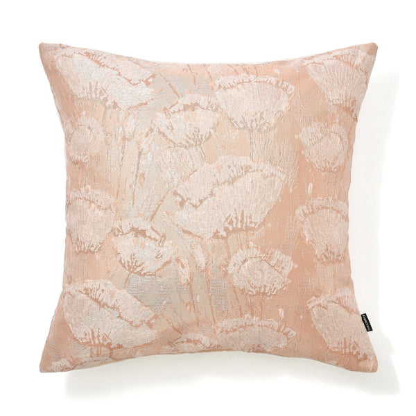 FLOWER CUSHION COVER 45 PINK