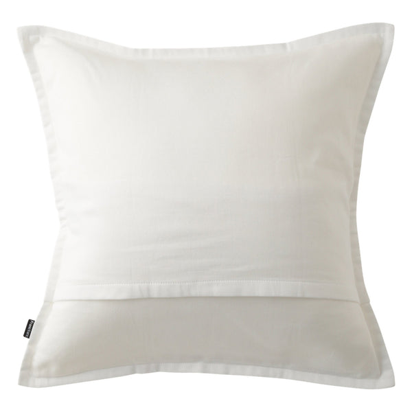 HOMAL CUSHION COVER 45X45 WHITE