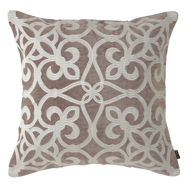 DARRIOS CUSHION COVER GRAY
