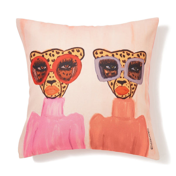 BBH 2 CUSHION COVER 45x45 Pink