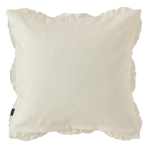 COLLAZIO CUSHION COVER WHITE