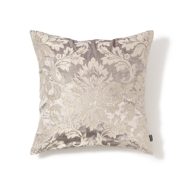 CHARLESEN CUSHION COVER GRAY X SLIVER