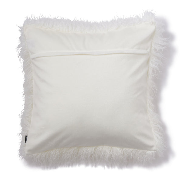 LYCHIL CUSHION COVER 4 White