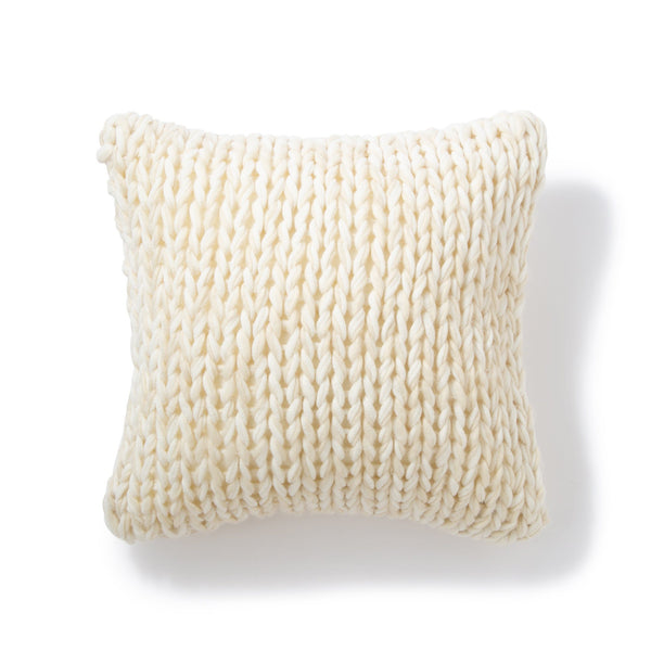 LICORAS CUSHION COVER 45X45 WHITE
