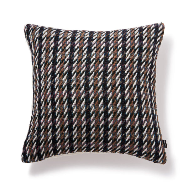 TRELLIS CUSHION COVER 45X45 NAVY