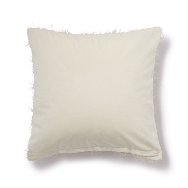 MURAVEL CUSHION COVER WHITE