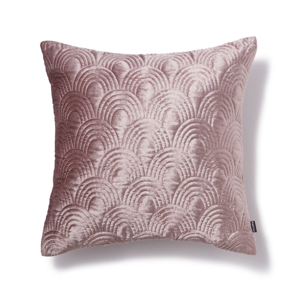 MERMANIE CUSHION COVER Light Pink