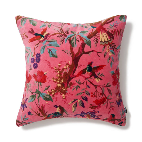 ALBIRD CUSHION COVER Pink