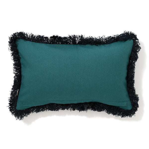 PAON CUSHION COVER GREEN