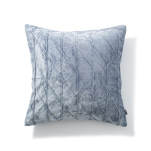 STRINGLY CUSHION COVER Blue