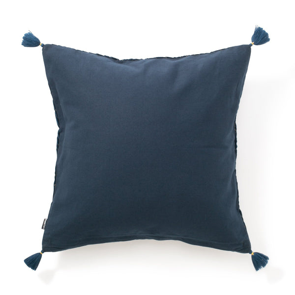 WAVELLEN CUSHION COVER NAVY