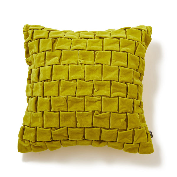 YELLERA CUSHION COVER Yellow