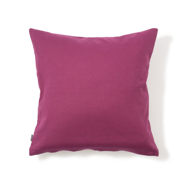 SILVERIA CUSHION COVER PURPLE X SLIVER