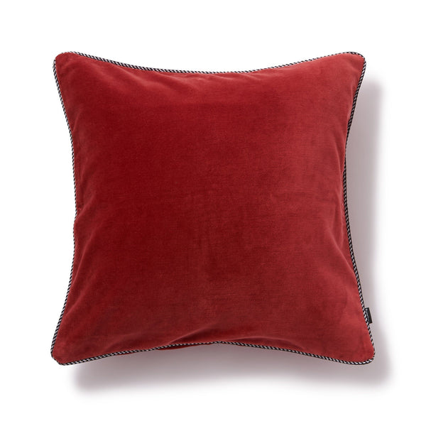 LOVELT CUSHION COVER RED
