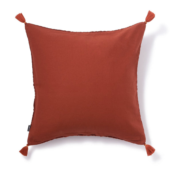 WAVELLEN CUSHION COVER ORANGE