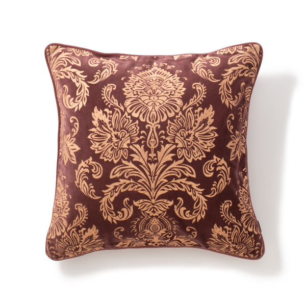 REDULA CUSHION COVER BROWN