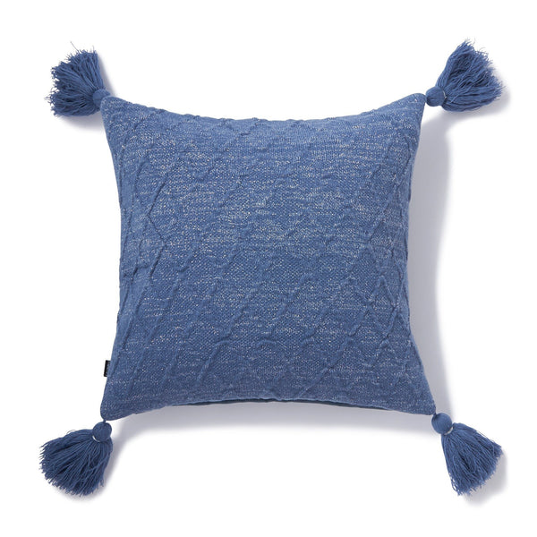 BLAUPE CUSHION COVER Blue