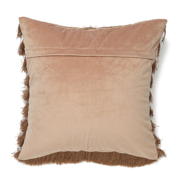 BLONDE CUSHION COVER 45x45 Beige