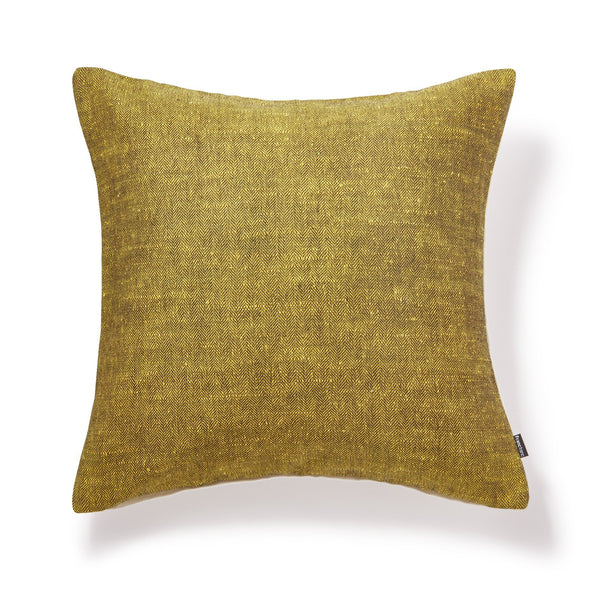 YELLORY CUSHION COVER Yellow