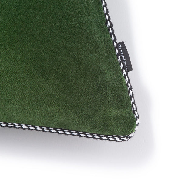 LOVELT CUSHION COVER GREEN