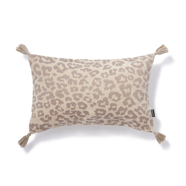 LEOPOLA CUSHION COVER BEIGE