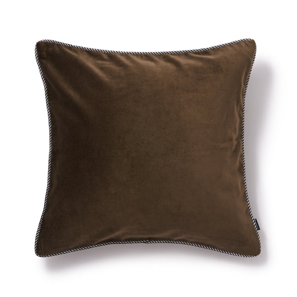 LOVELT CUSHION COVER Brown