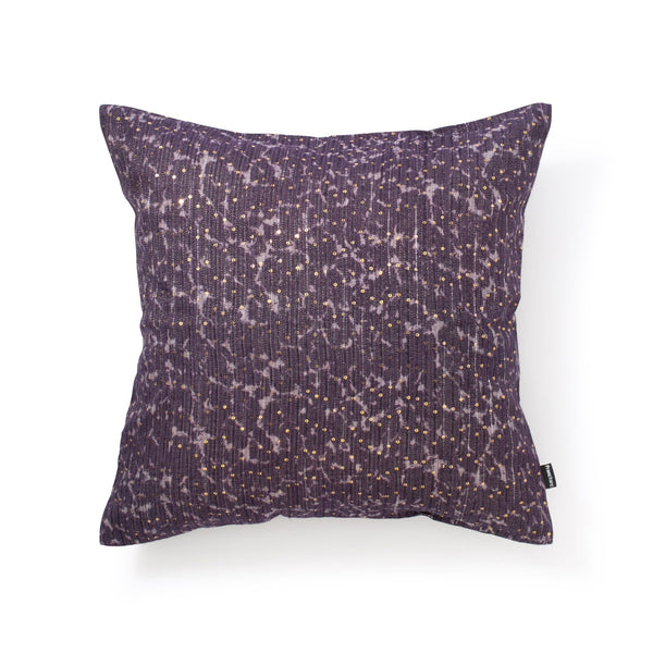 VIOLE  CUSHION COVER Purple