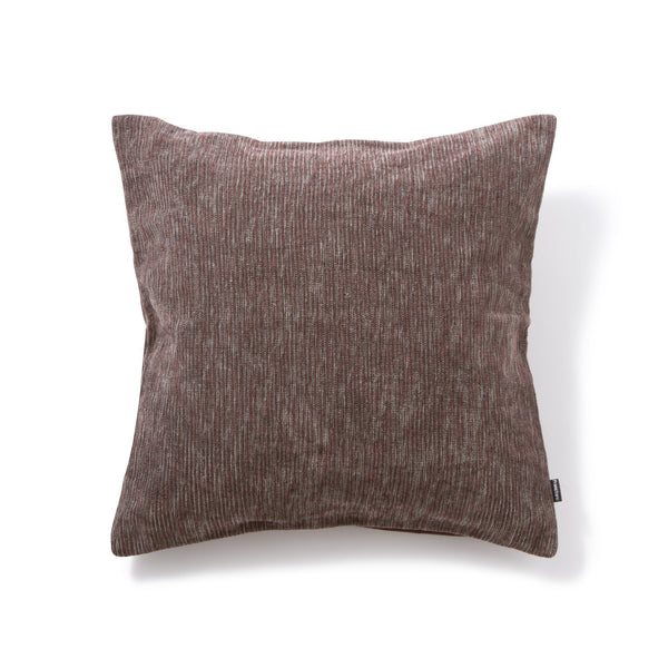 JACKLY CUSHION COVER Purple x Gray