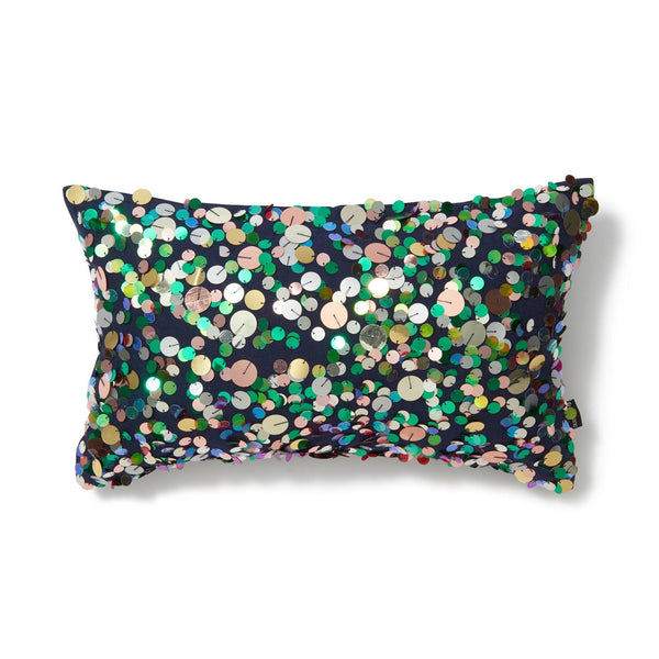 COINE CUSHION COVER MULTI