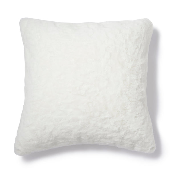 SHERORU CUSHION COVER 60x60 White