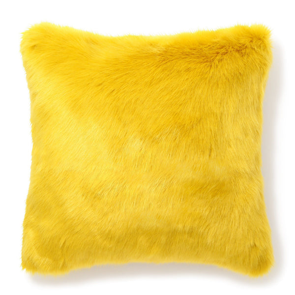 CANARILE CUSHION COVER Yellow