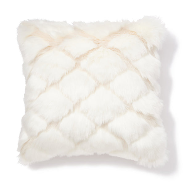 MELTIA CUSHION COVER 45x45 White