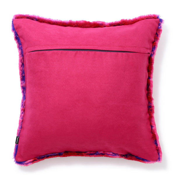 NEONA CUSHION COVER Red
