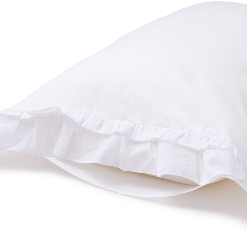 PUFFUL PILLOW CASE 50X70 WH