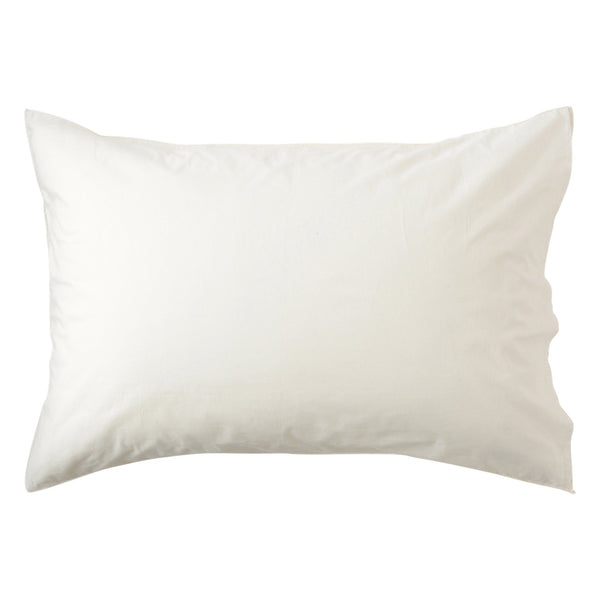 ELIM Pillow Case White