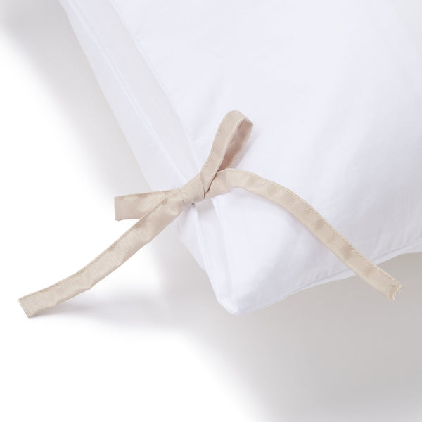 ROBELLY PILLOW CASE WHITE