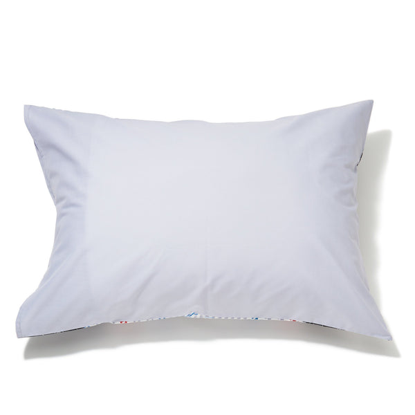 FABURE Pillow Case 50x70 Light Blue
