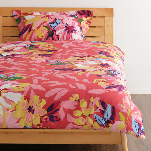 PRIMARLE Comforter Case Double Pink