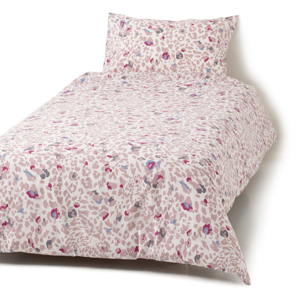 CACHER Comforter Case Single Pink