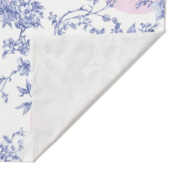 JOUY Comforter Case Single Blue